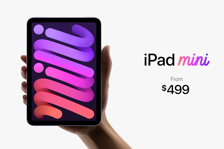 Новый iPad Mini и проходной iPhone 13 Что показали на презентации Apple