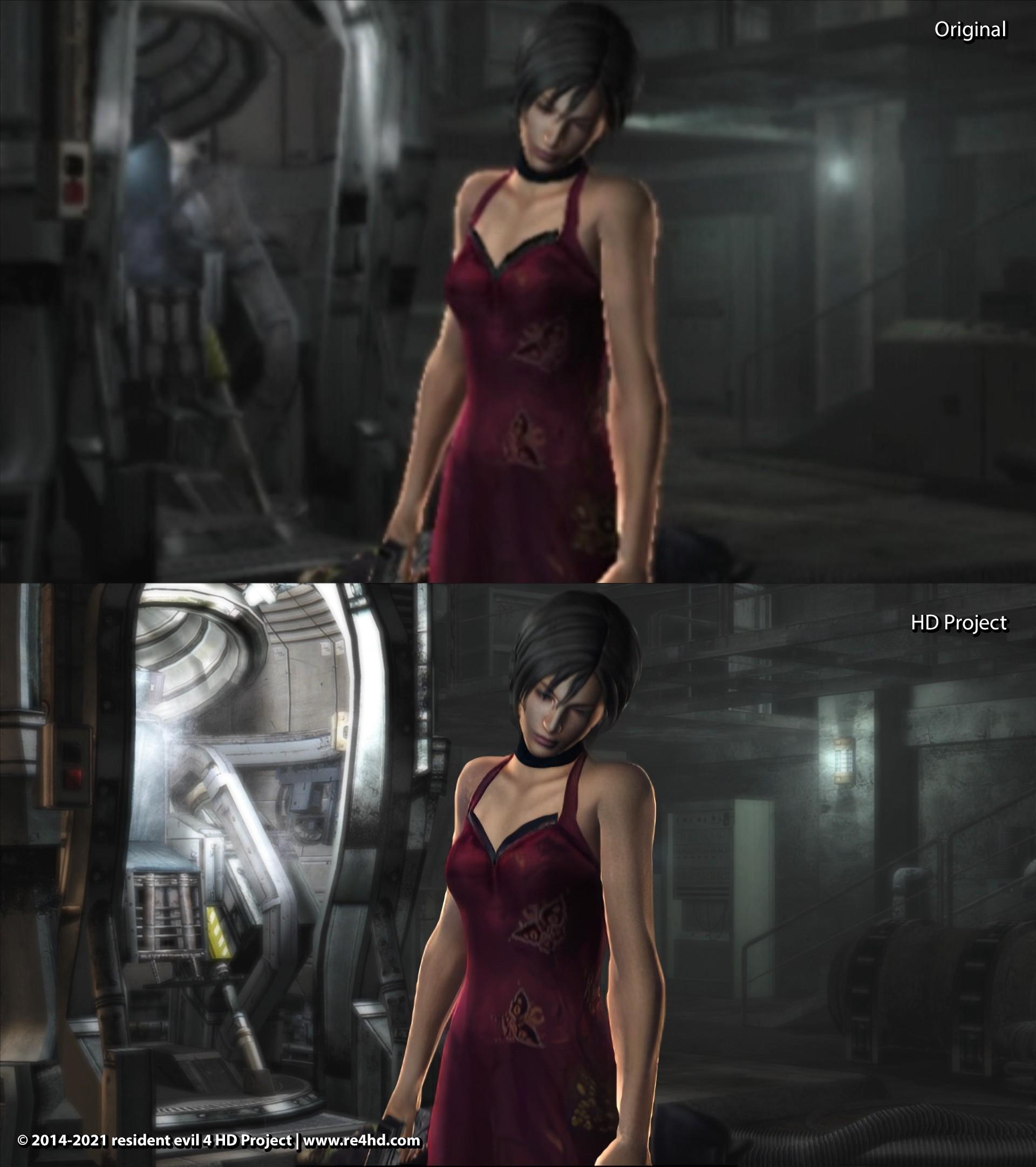 Энтузиаст сильно повысил детализацию в Resident Evil 4 с помощью своего мода