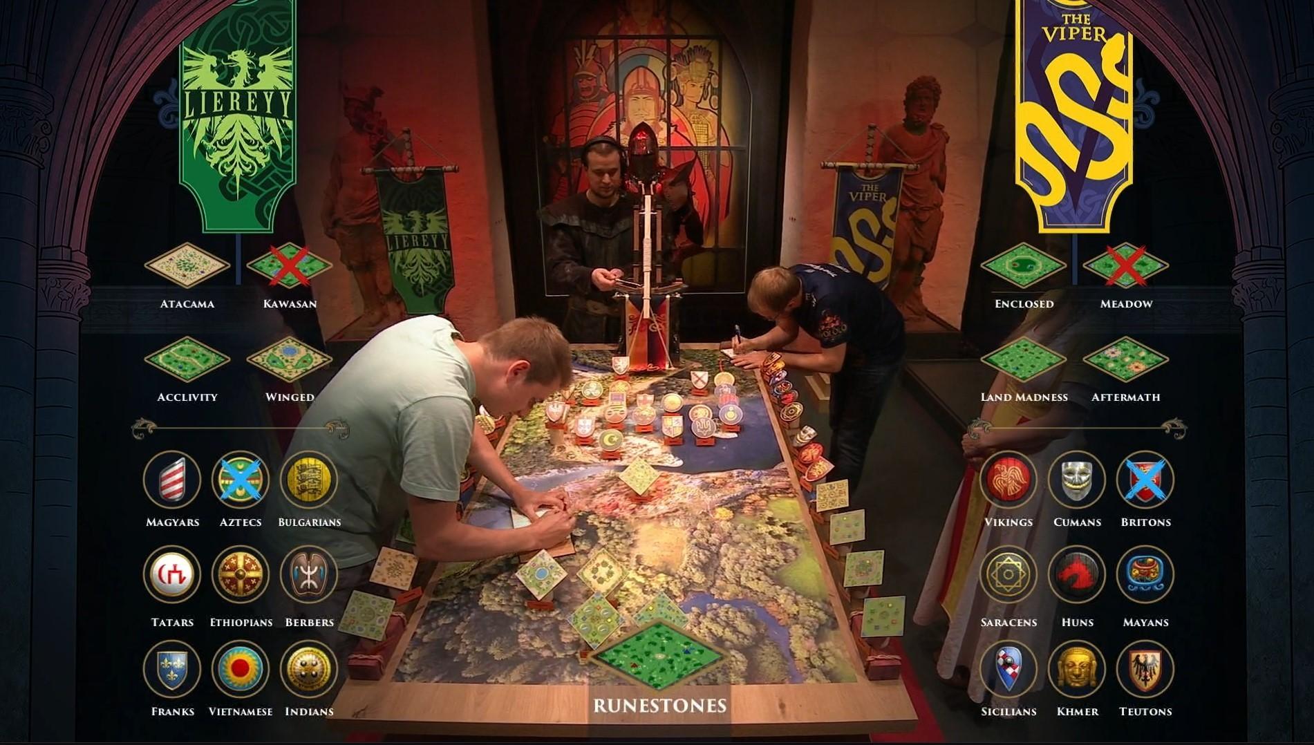 Стал известен победитель крупнейшего в истории турнира по Age of Empires II