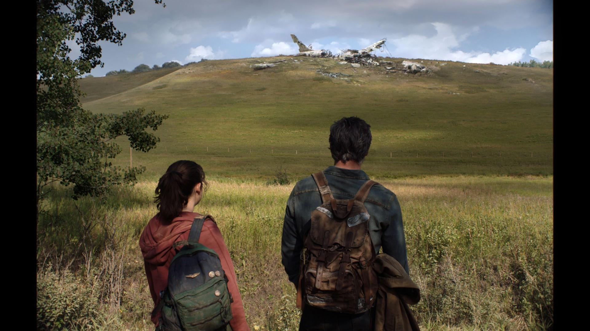 Появился первый кадр из сериала по The Last of Us
