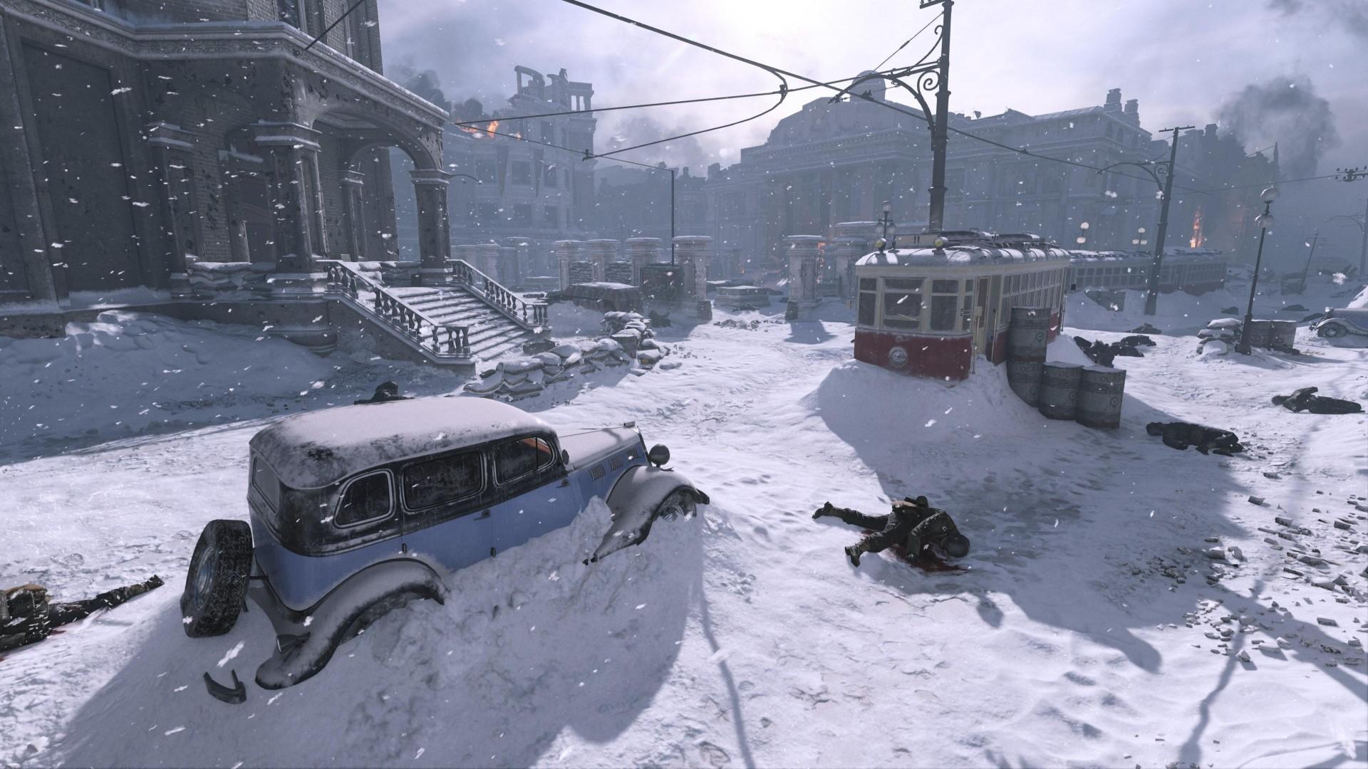 Превью Call of Duty Vanguard Как Modern Warfare только хуже