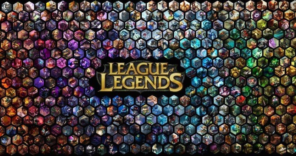 Все персонажи League of Legends классы героев LoL