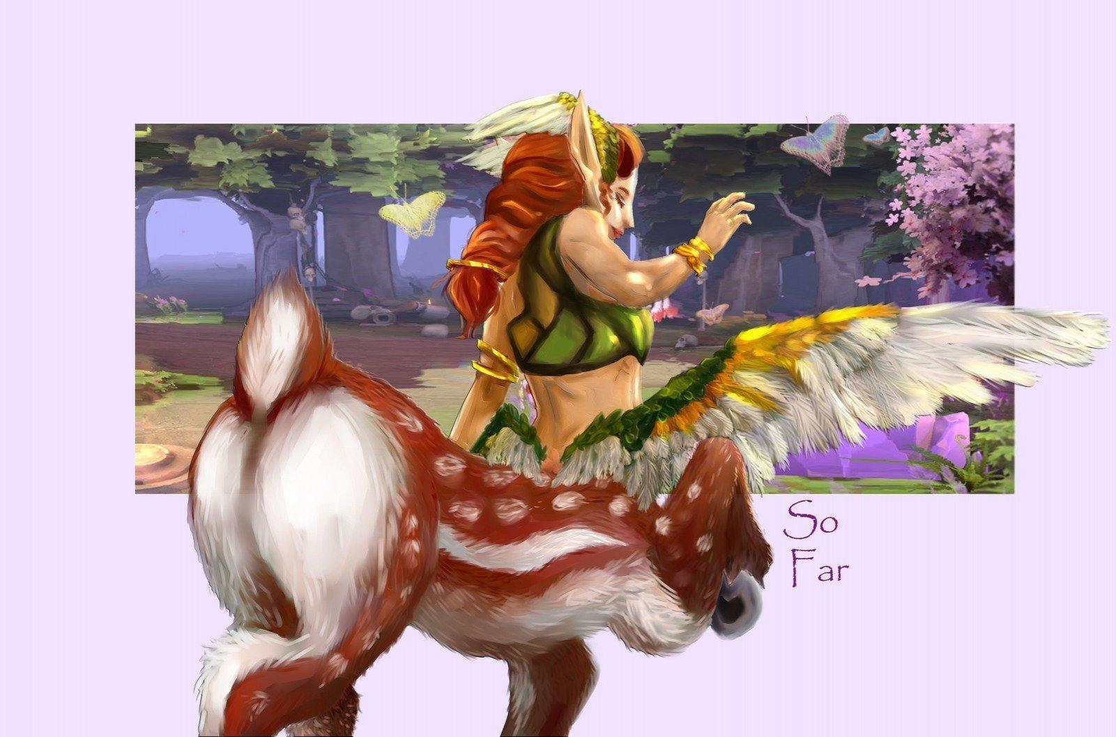 Рофлопанорама главный бабораб из героев Доты