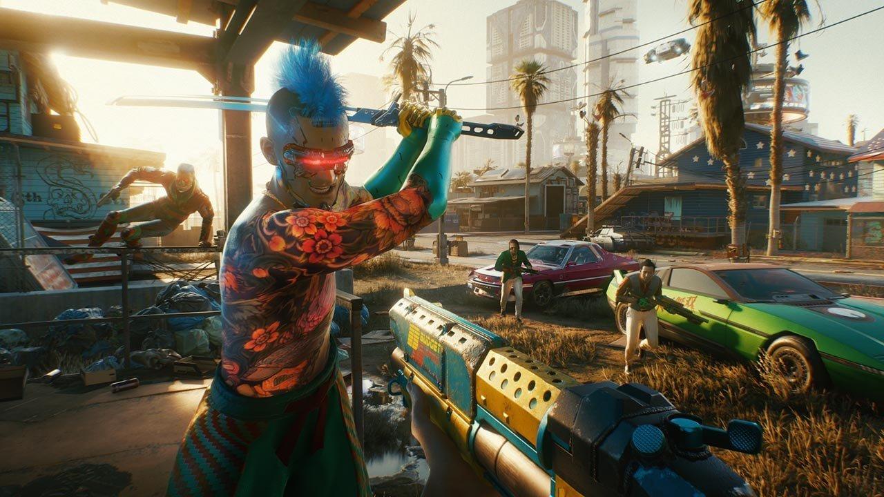 CD Projekt RED о дизайне квестов в Cyberpunk 2077 The Witcher 3 был отличной разминкой