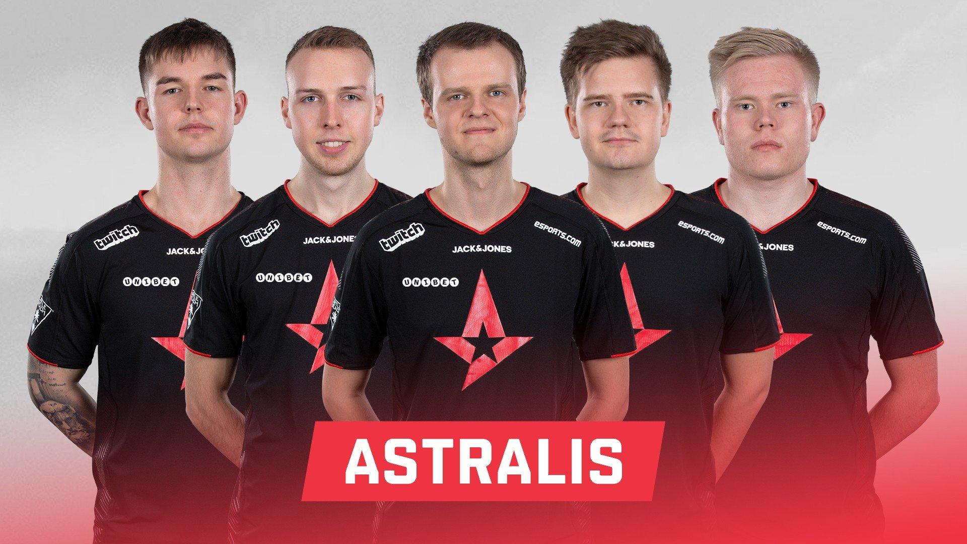 Astralis обыграли G2 Esports и прошли на BLAST Premier Fall Finals