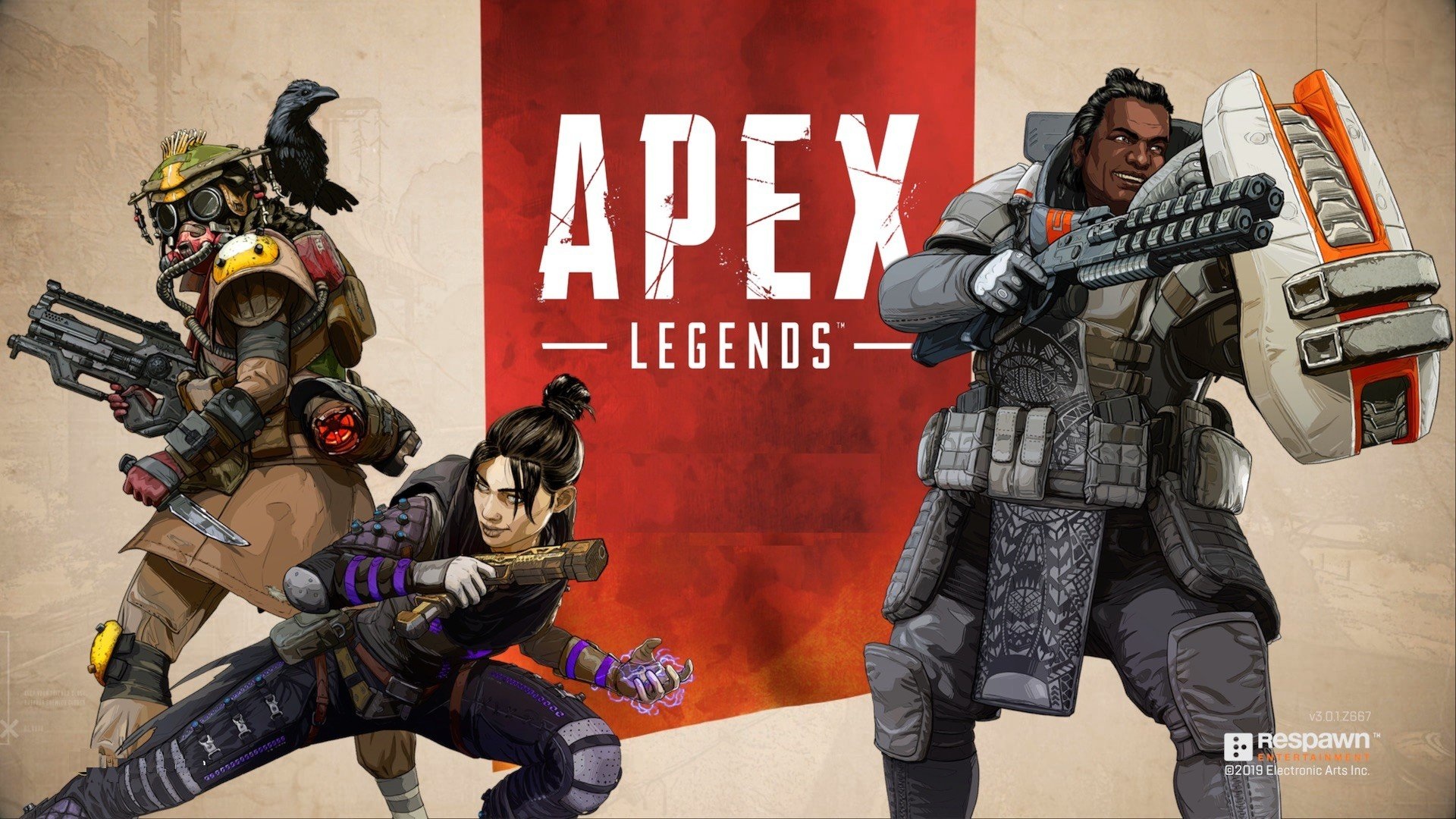 Apex Legends стала доступна в Steam