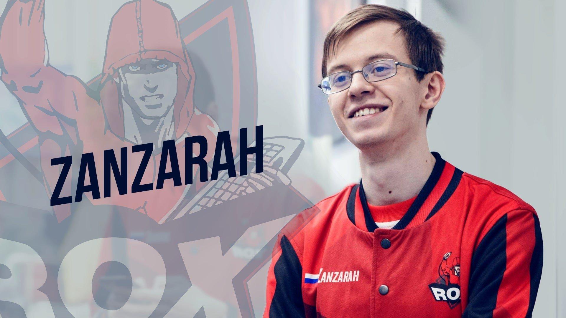Российский киберспортсмен Zanzarah станет игроком Astralis по LoL