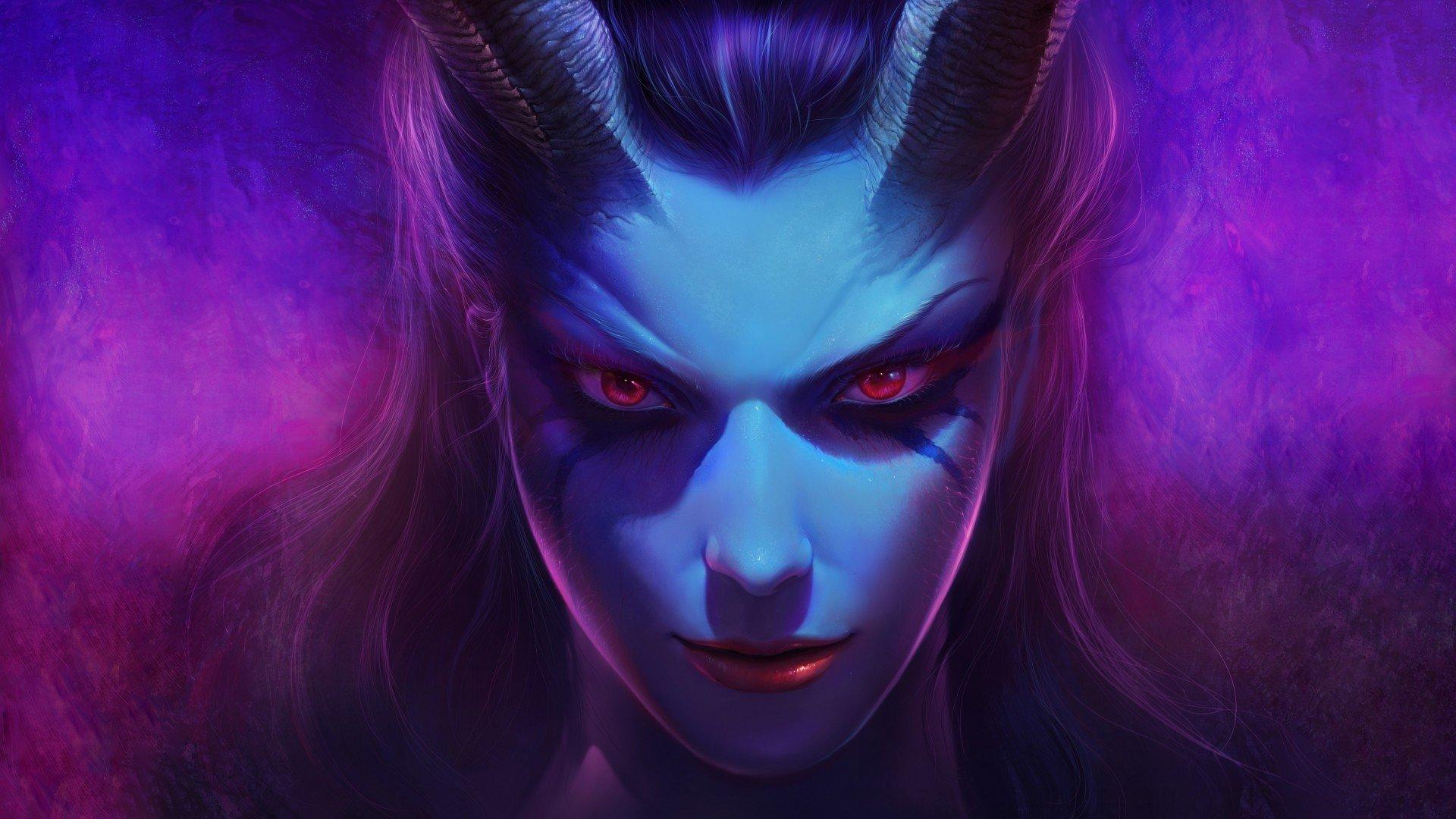 Гайд на Queen of Pain Dota 2 способности инвентарь тактика