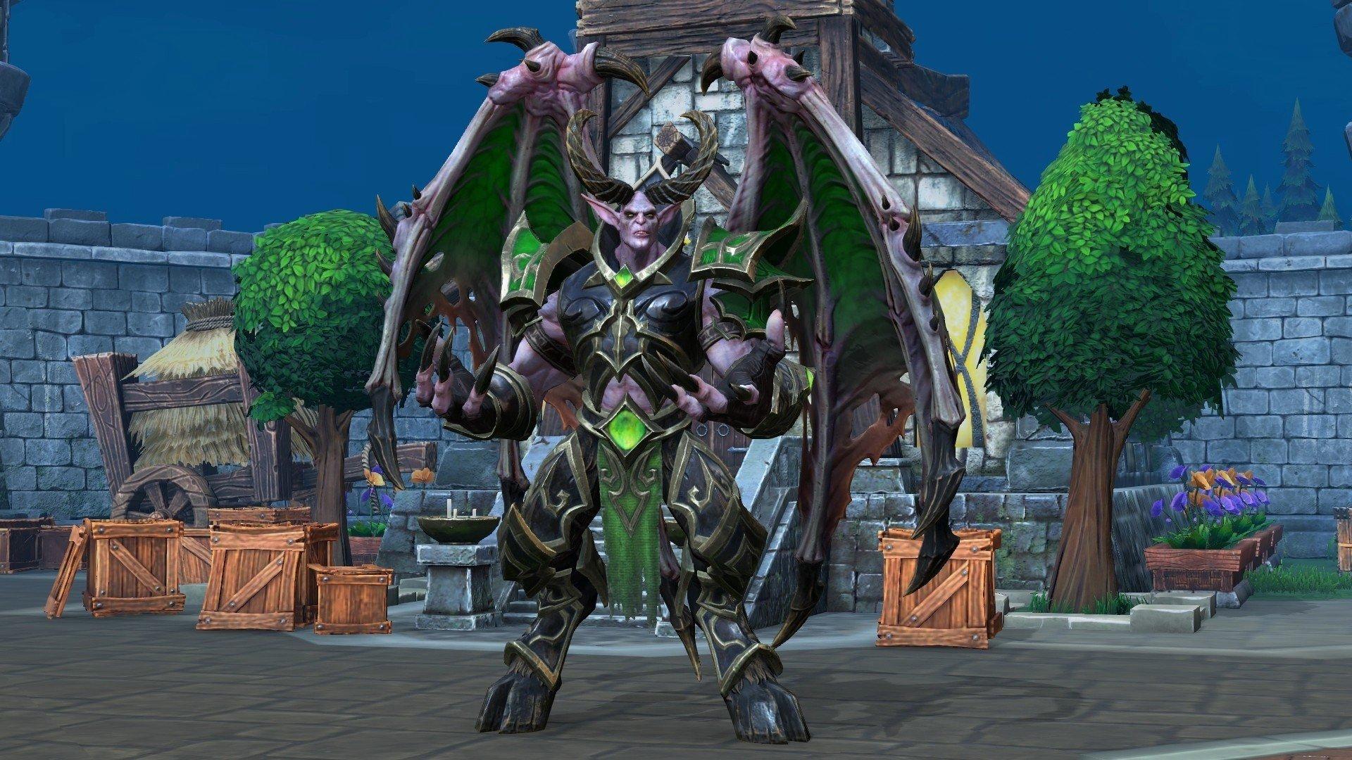 Позабытые шедевры старые кастомки из Warcraft 3