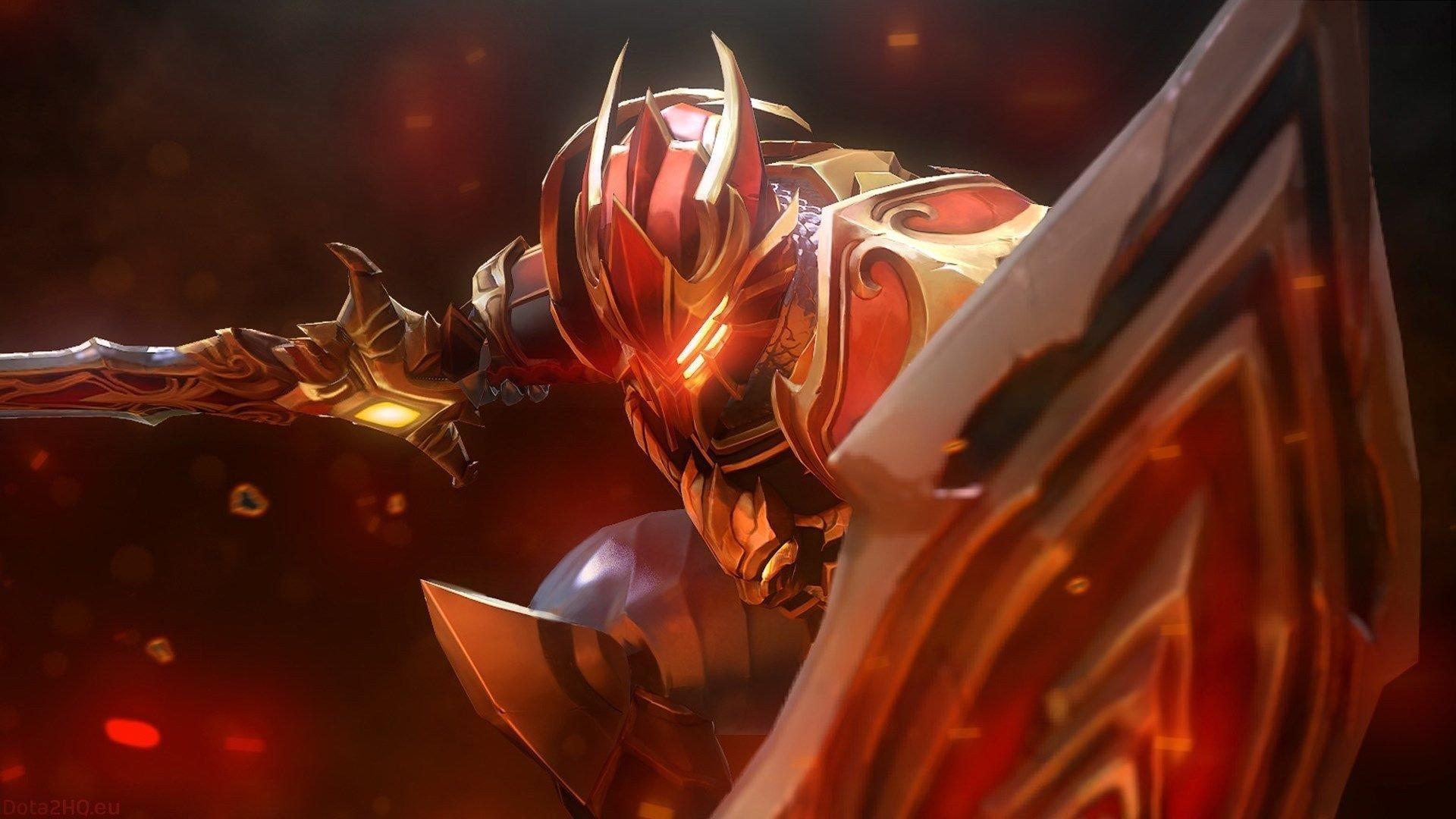 Dragon Knight Dota 2 универсальный гайд