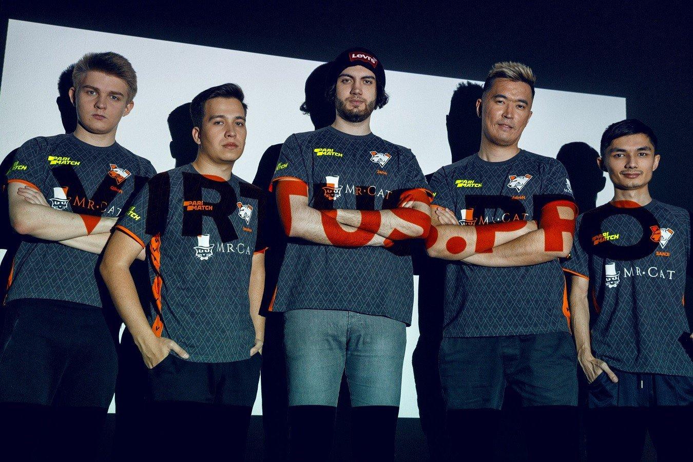 Virtuspro прошли в четвертьфинал BLAST Premier Fall 2020 Showdown одолев Team Spirit