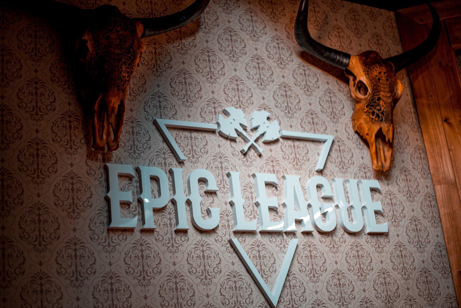 Подробности освещения EPIC League в стиле Дикого Запада с Maelstorm и Marchello