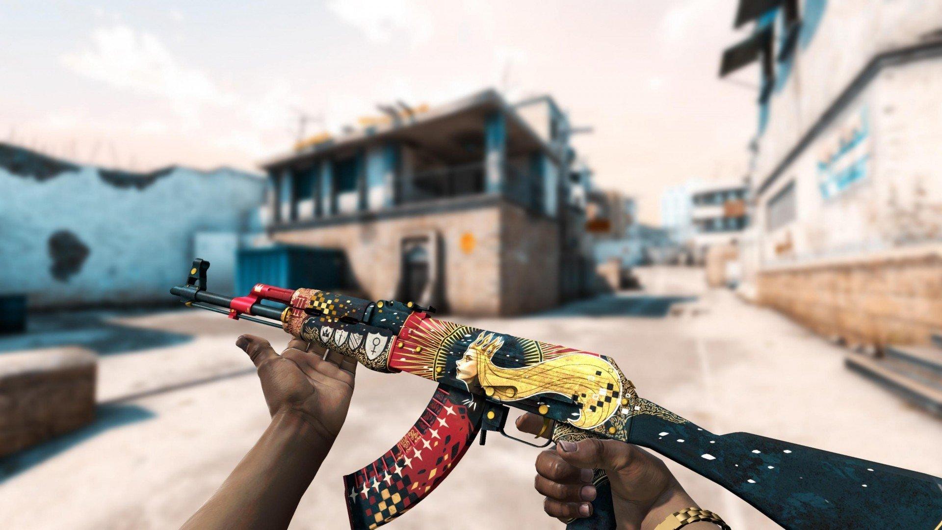 Топ5 советов как научиться стрелять из AK47 в CSGO