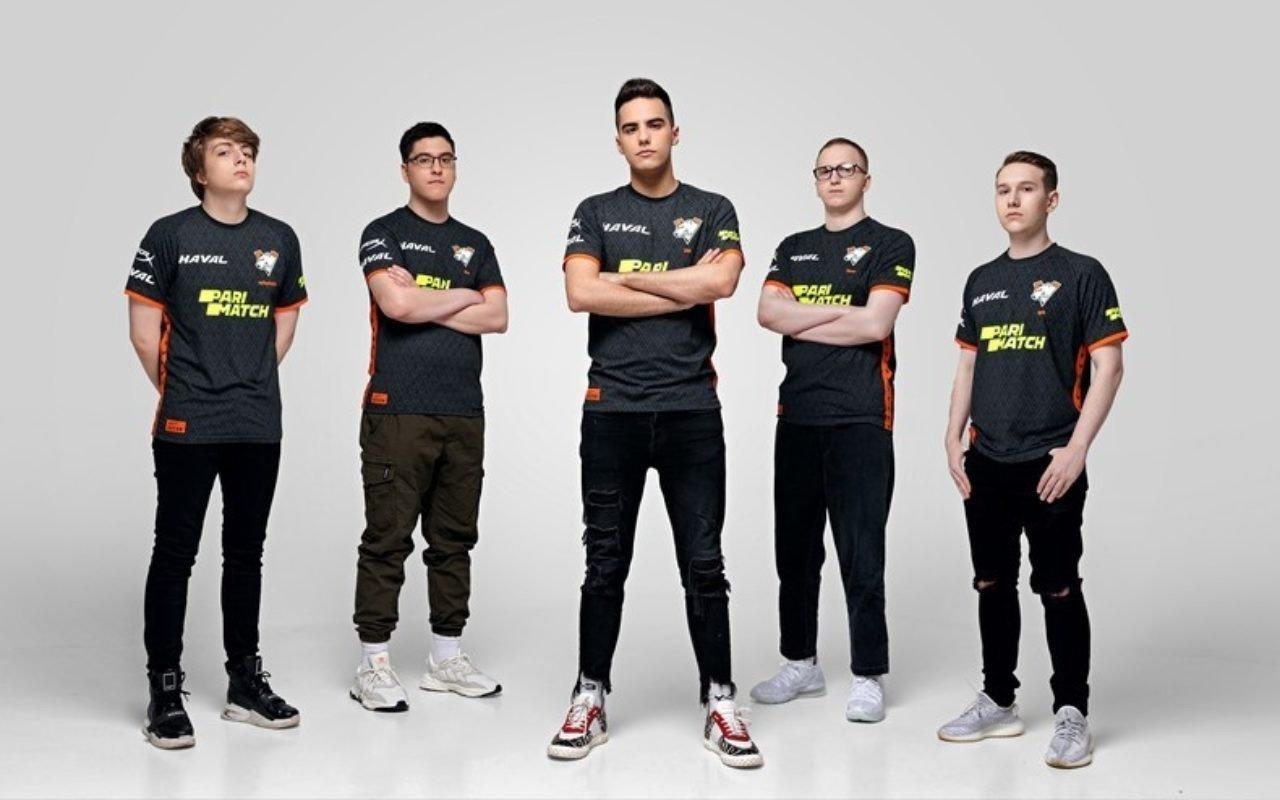 Virtuspro прошла в плейофф Epic League с 1 места в группе