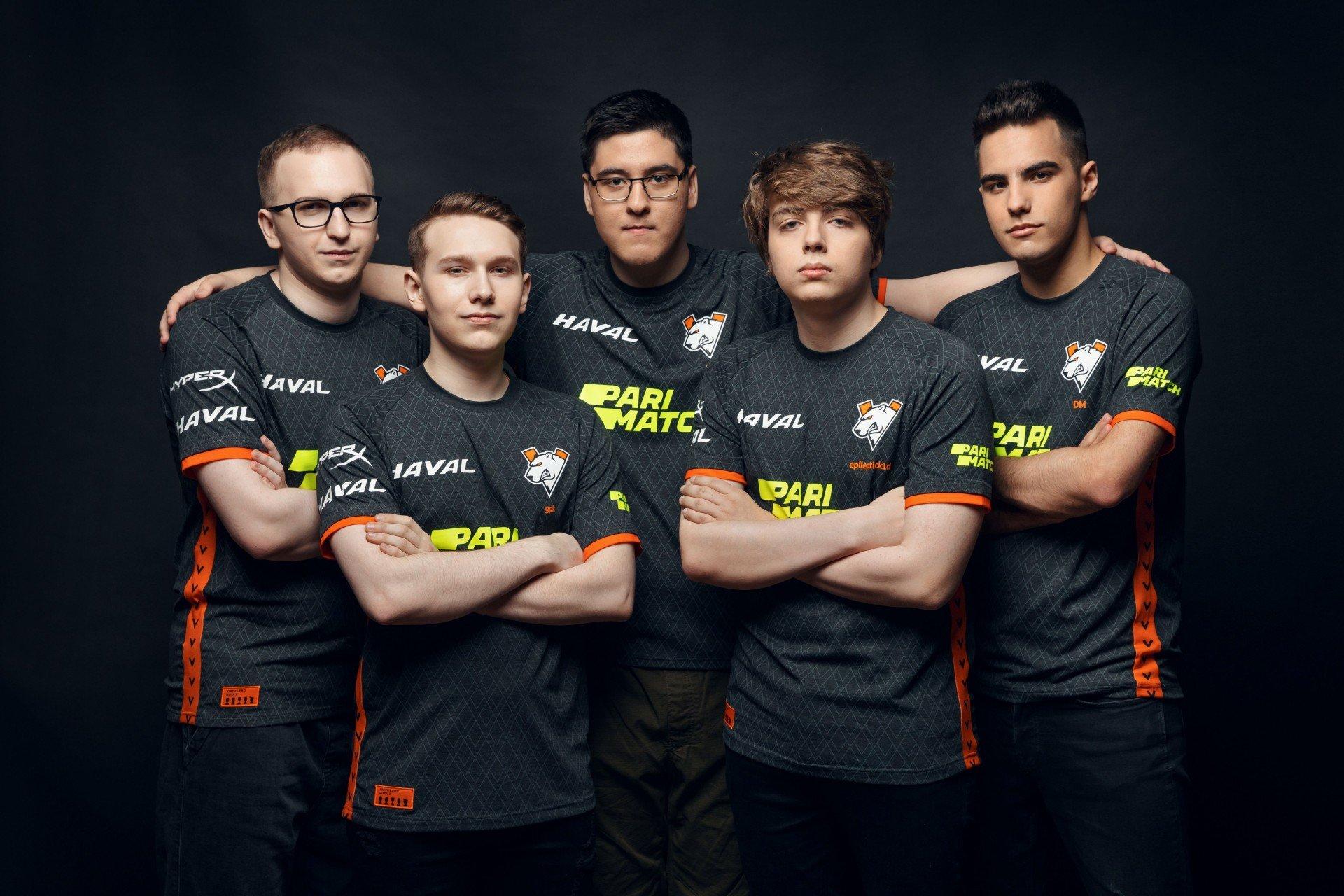 Virtuspro прошли в полуфинал Epic League обыграв Secret