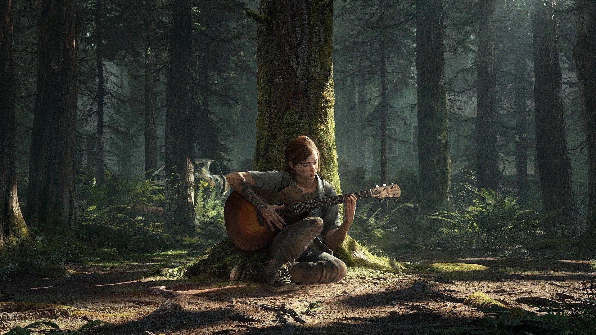 The Last of Us Part II признана лучшей игрой 2020 года