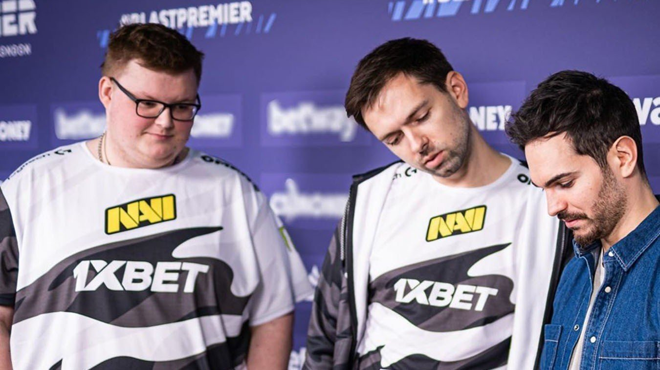 NAVI Virtuspro и Gambit поднялись на 1 строчку в рейтинге