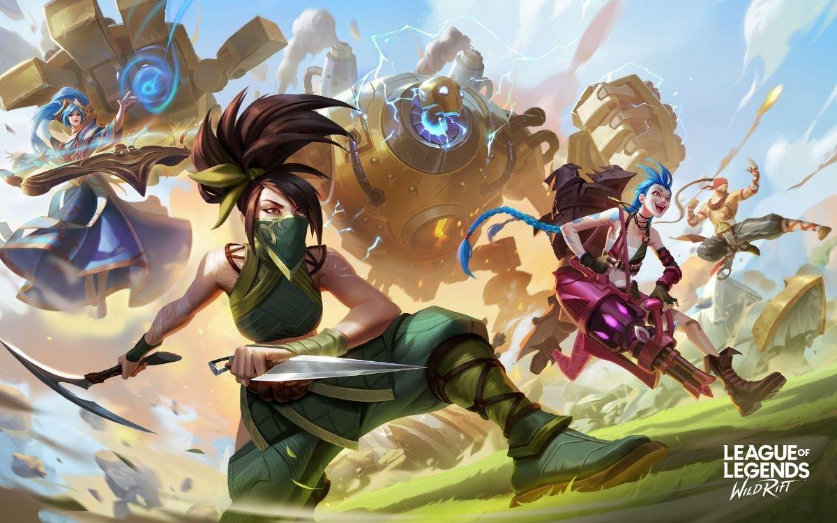 League of Legends Wild Rift доступна на территории СНГ
