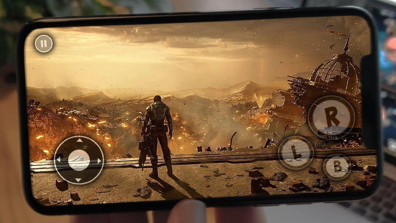 Топ10 лучших мобильных игр 2020 года