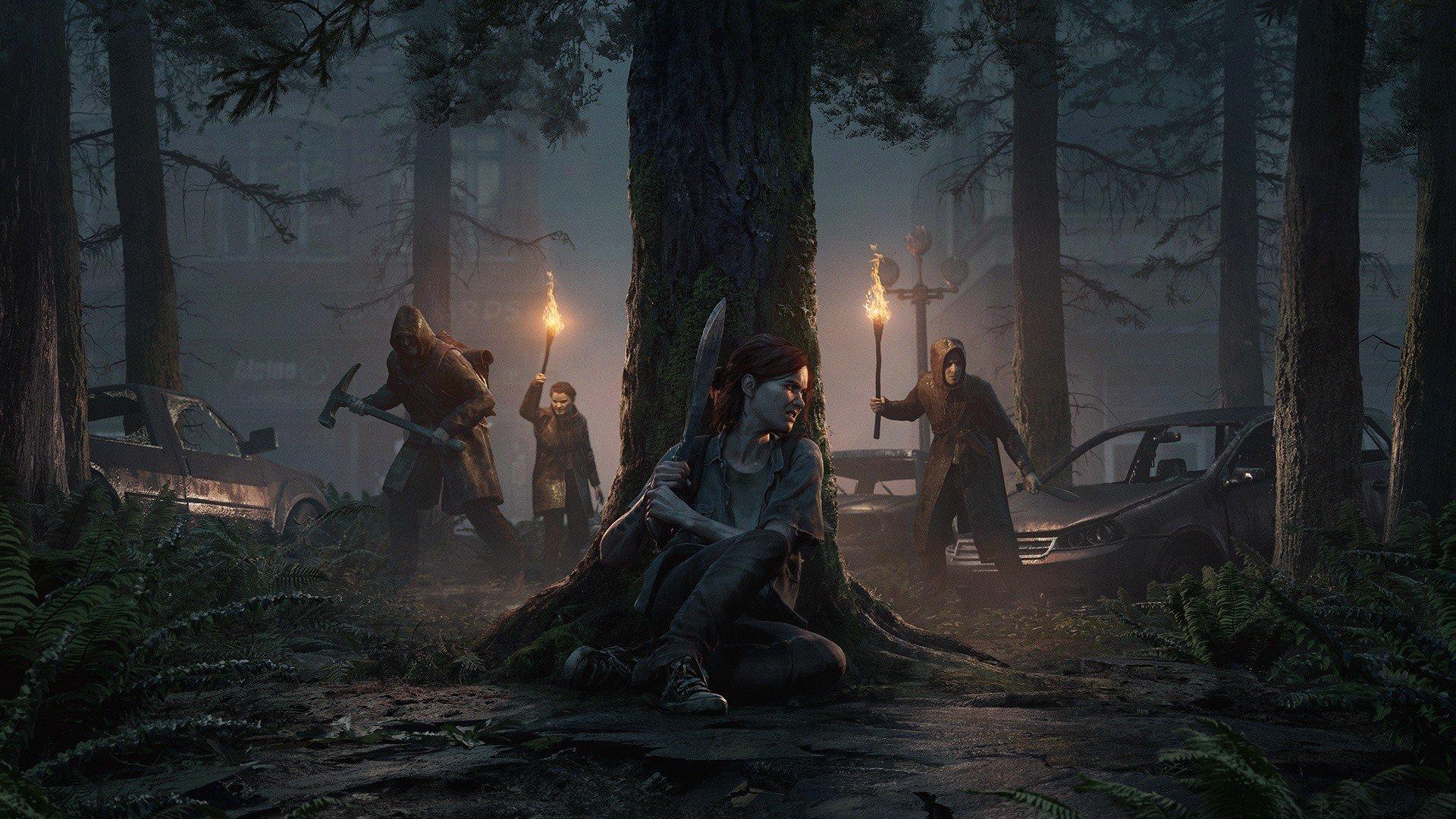 Топ10 лучших игр 2020 года The Last of Us Cyberpunk 2077 и другие