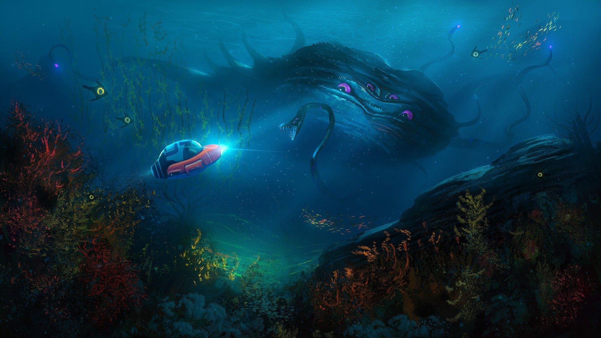 Топ10 игр про подводный мир как Жак Ив Кусто
