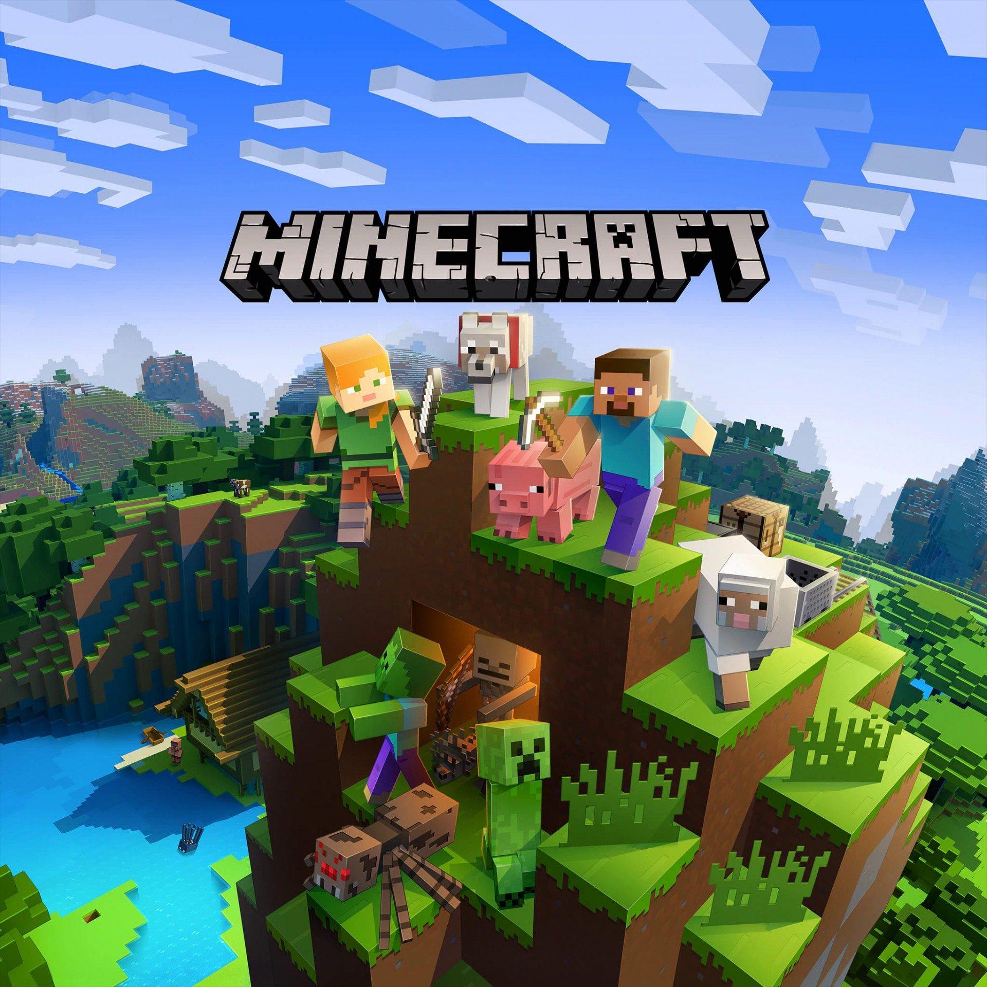 Minecraft самая популярная игра на YouTube в 2020 году