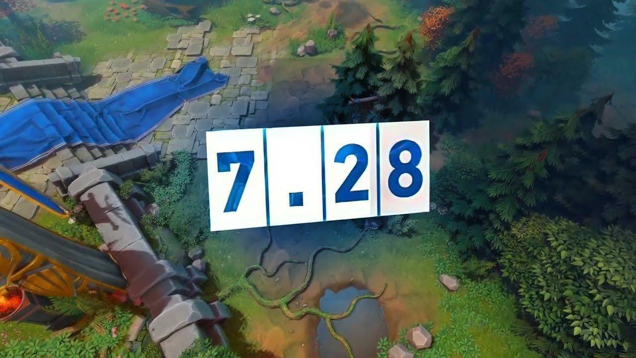 В Dota 2 вышел патч 728b