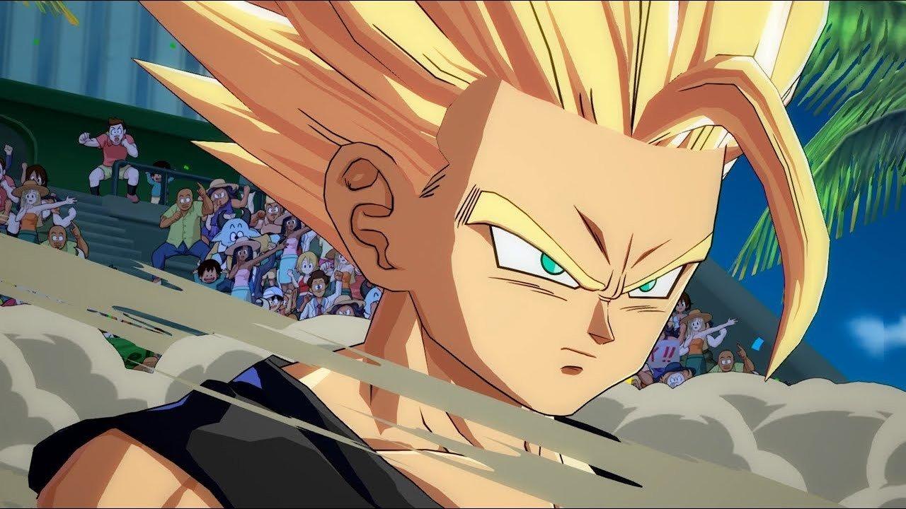 в Dragon Ball FighterZ появится новый боец