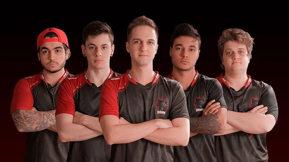 MIBR подписала четвёрку игроков из BOOM Esports и danoco