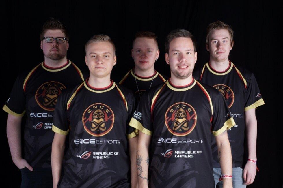 Слухи ENCE заменит трех игроков в составе по CSGO