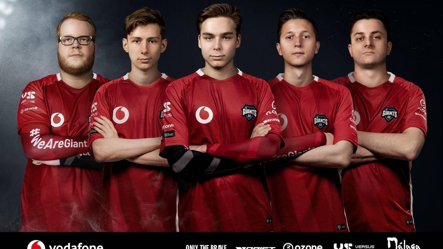 Vodafone Giants подписала нового спонсора