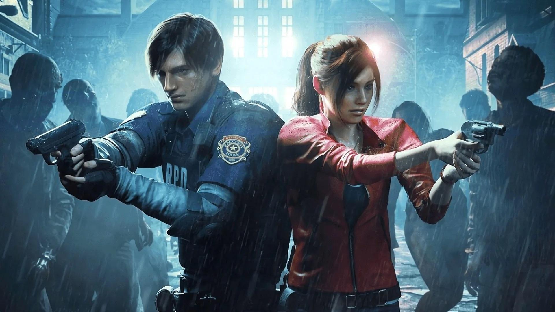 Скидки на игры серии Resident Evil в Steam до 87