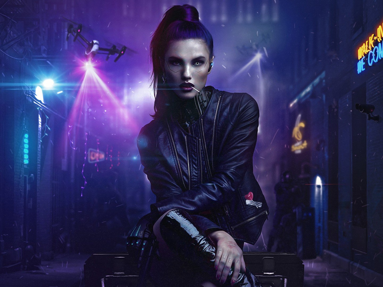 В Cyberpunk 2077 вышел первый крупный патч