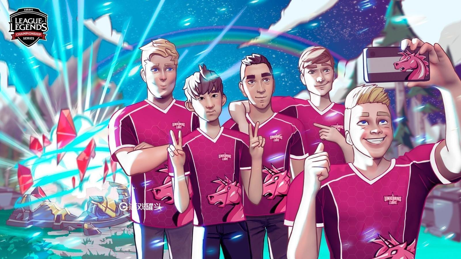 Бывший игрок Gambit Esports перешёл в Unicorns of Love