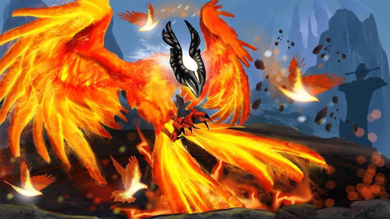 Like a Pro непобедимый Phoenix на пятерке от капитана NAVI