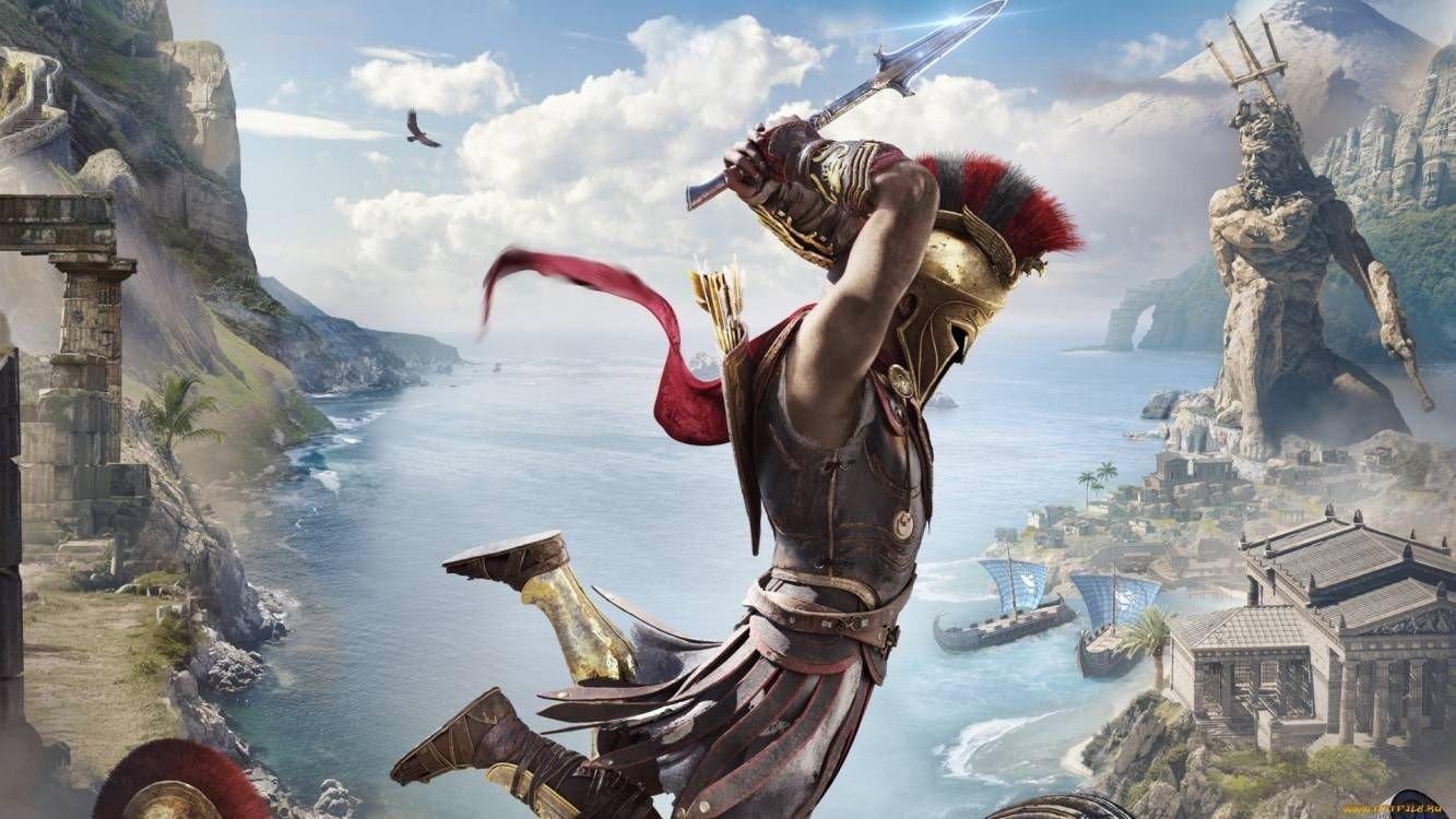 9 лучших античных игр про Древнюю Грецию о дивный древний мир