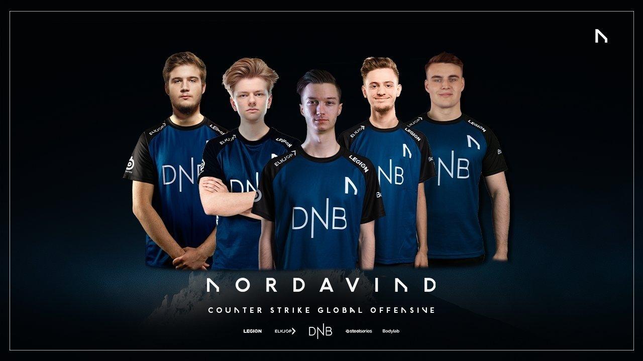 Бывший игрок Gambit Esports присоединился к Nordavind