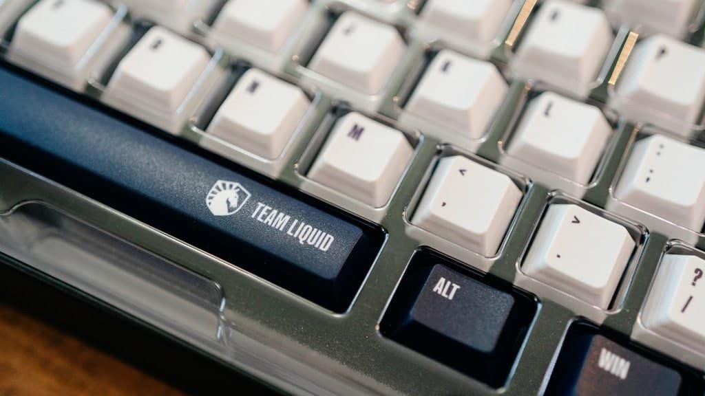 The Key разработала брендированные кейкапы от Team Liquid