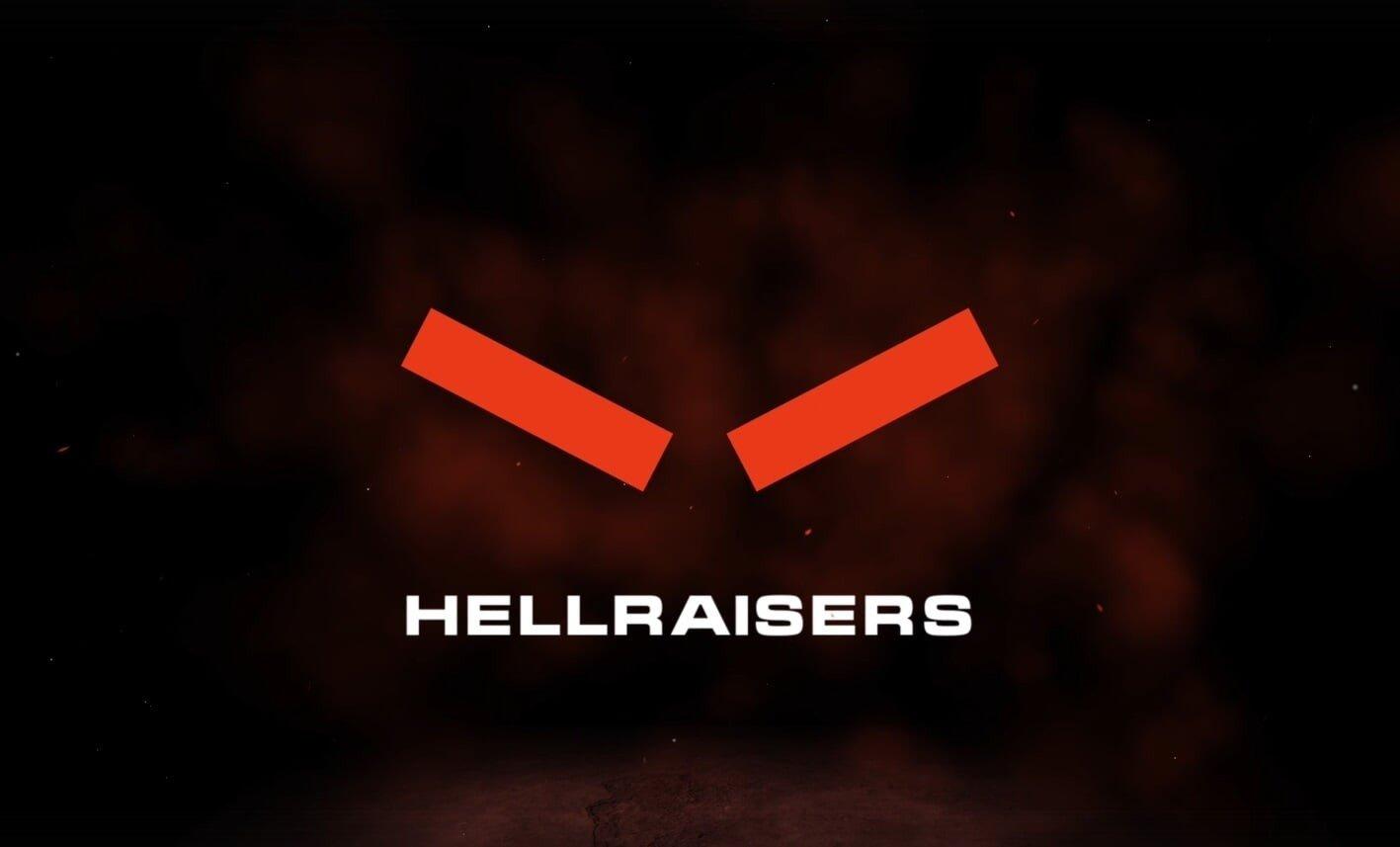 HellRaisers начала сотрудничество с HELL ENERGY