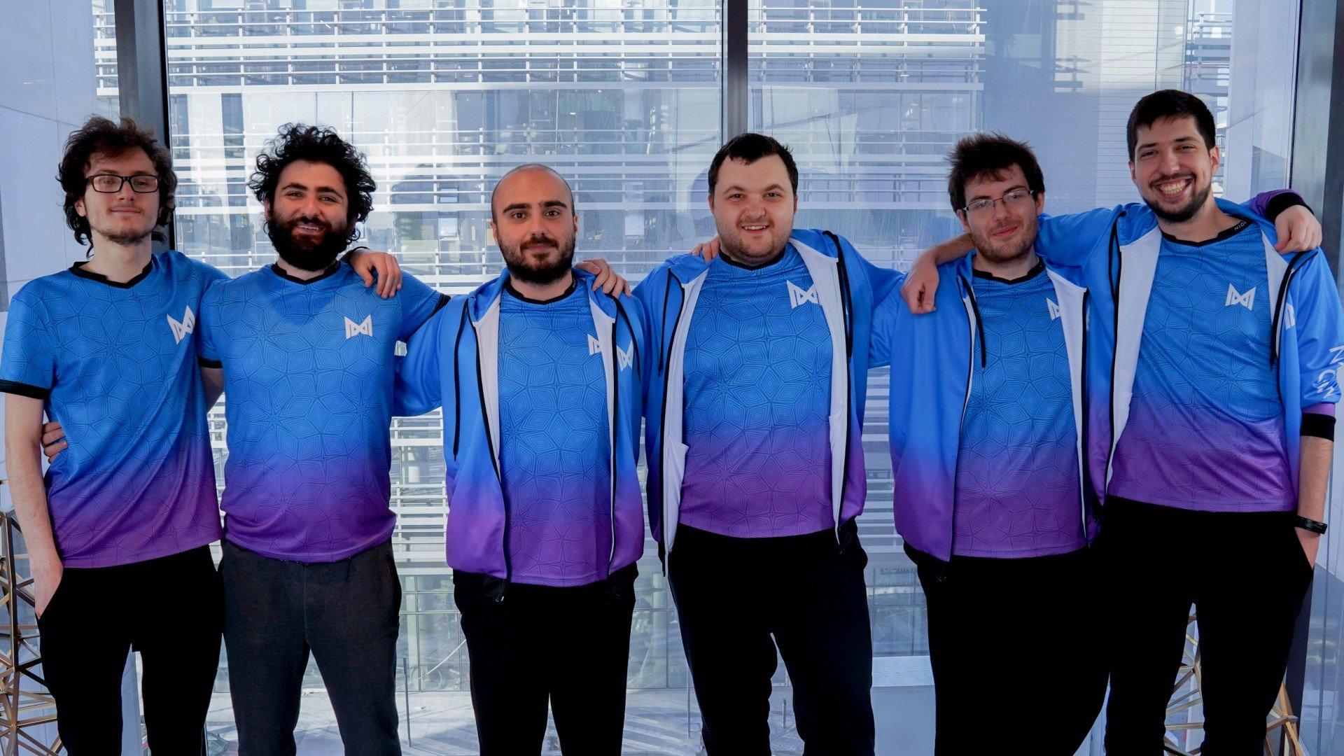 Team Nigma поддержала всемирный день борьбы против рака
