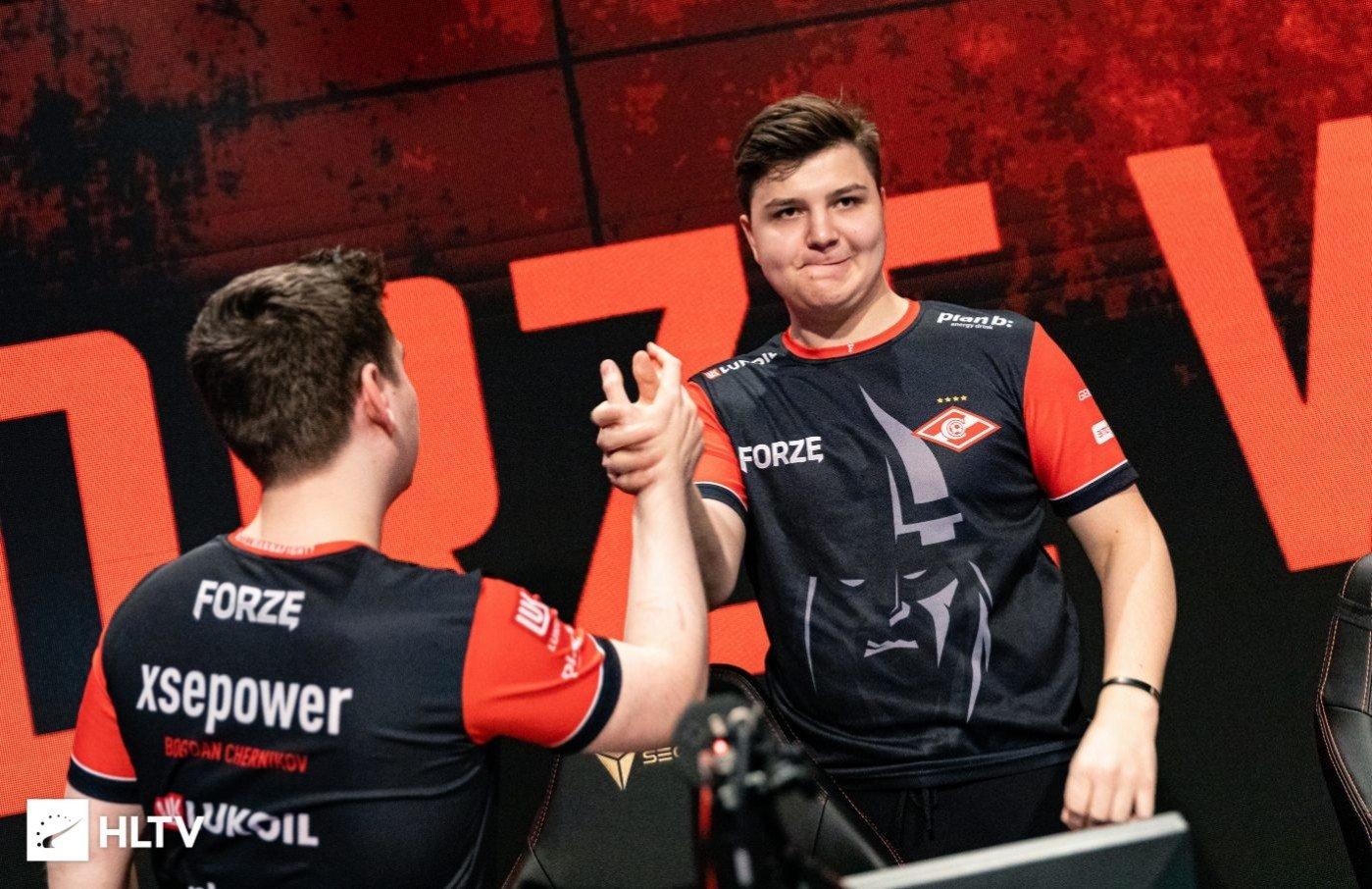 ForZe сравняла счет в серии с Winstrike Team