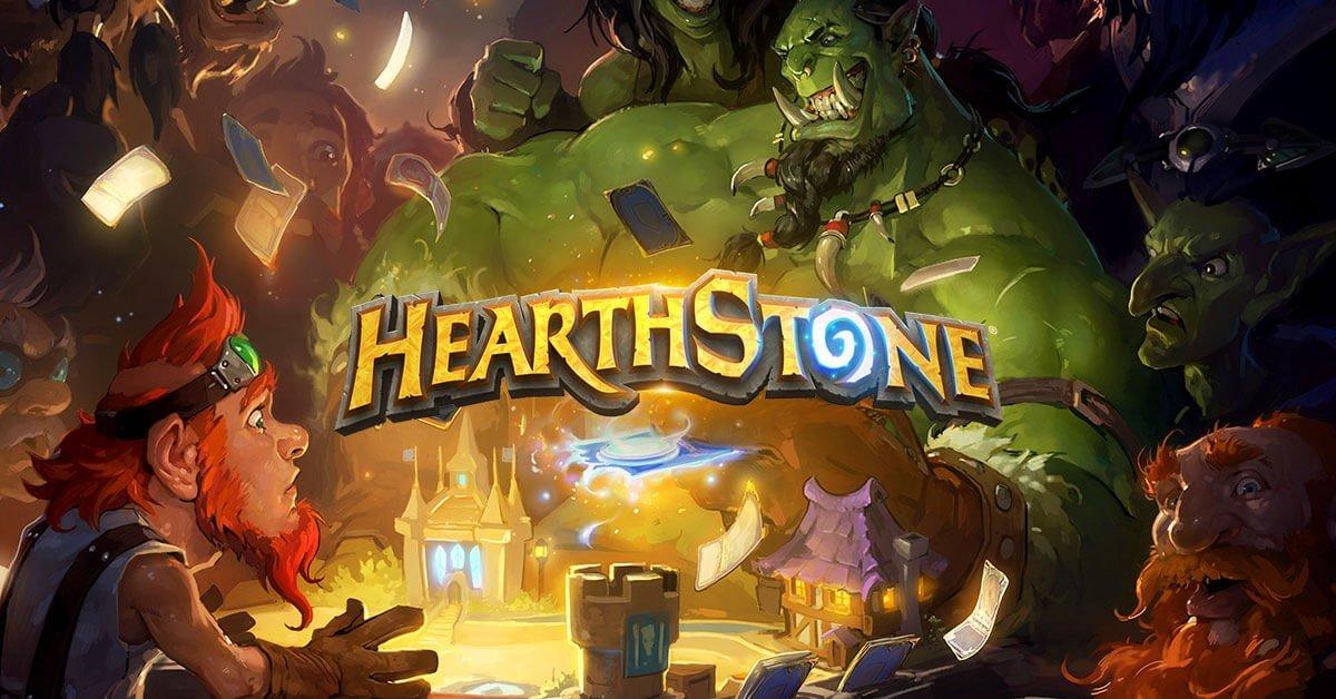 Первые концептарты Hearthstone от Blizzard