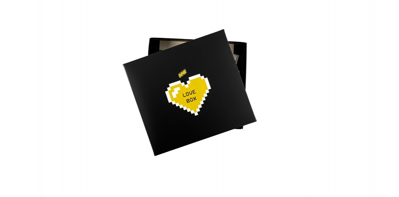 NAVI выпустила Love Box с презервативами к 14 февраля