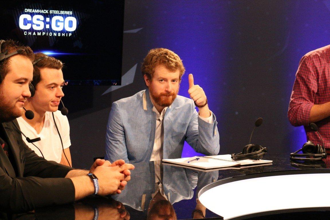 Ричард Льюис и Thorin высоко оценивают игру Virtuspro