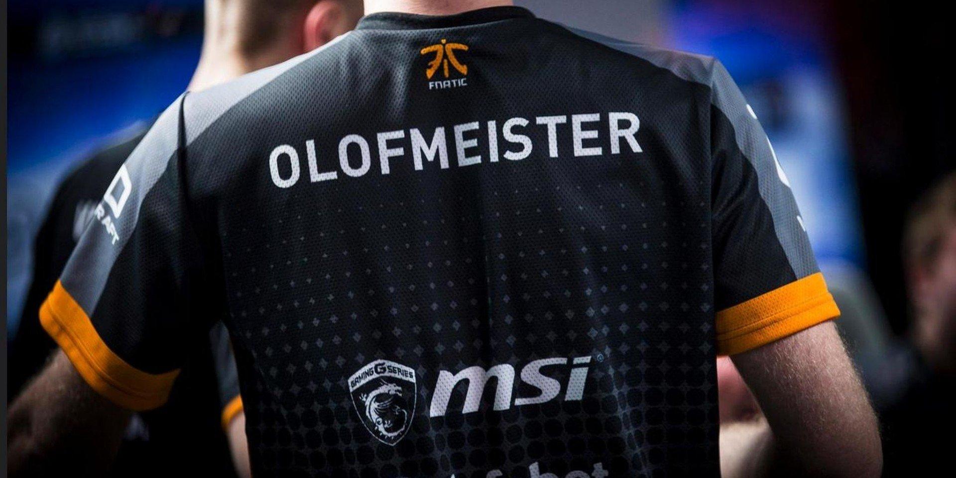 Olofmeister ещё может вернуться в CSGO