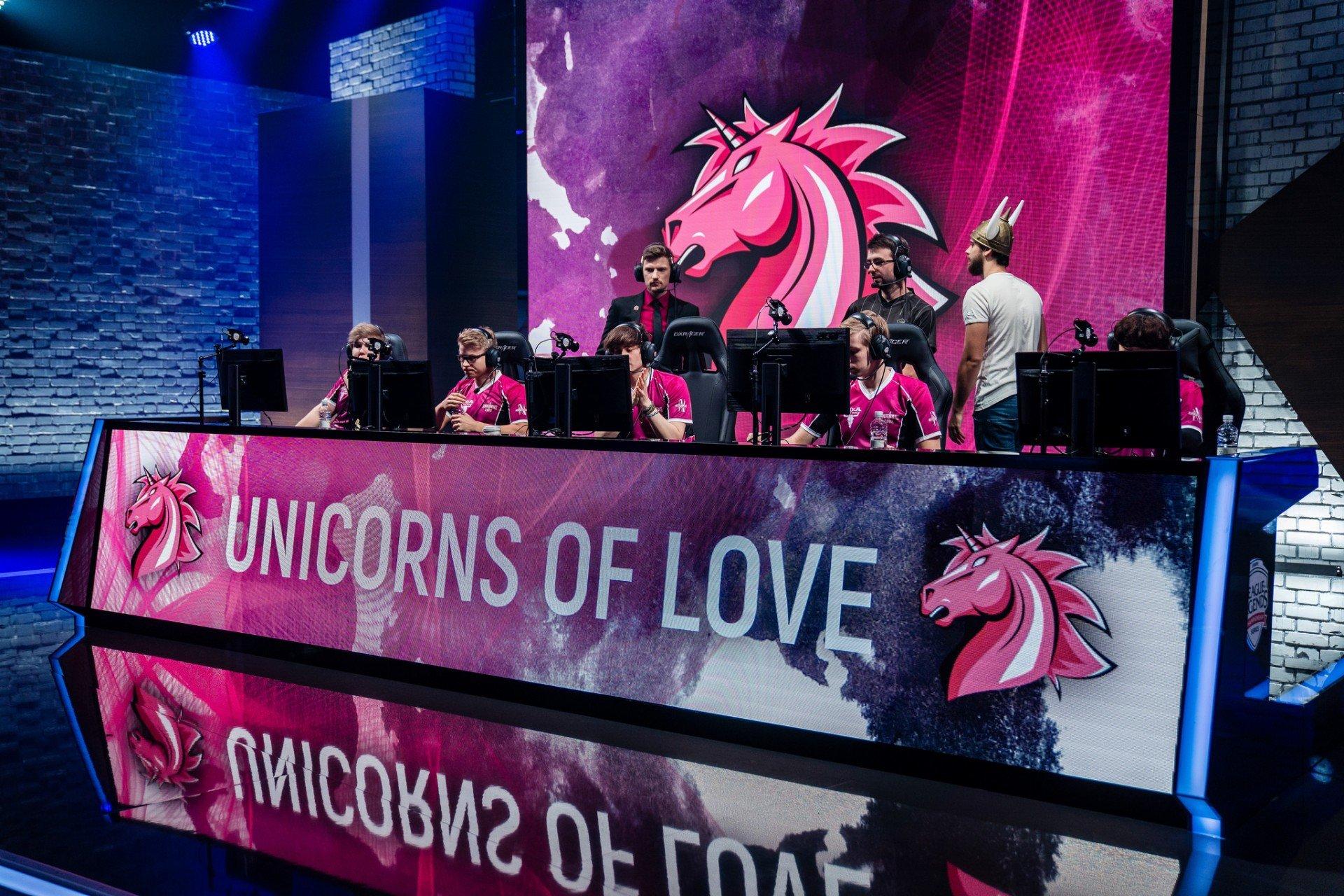 Unicorns of Love выиграла у Gambit в дебютном матче LCL 2021