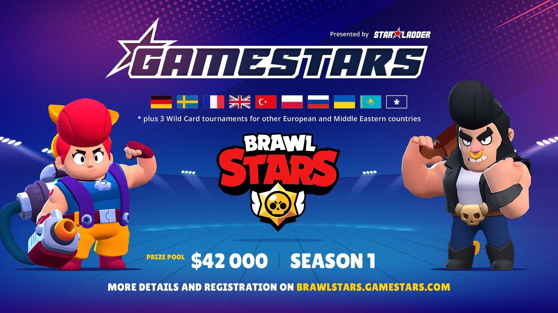 На лиге по Brawl Stars разыграют 42 тысячи долларов