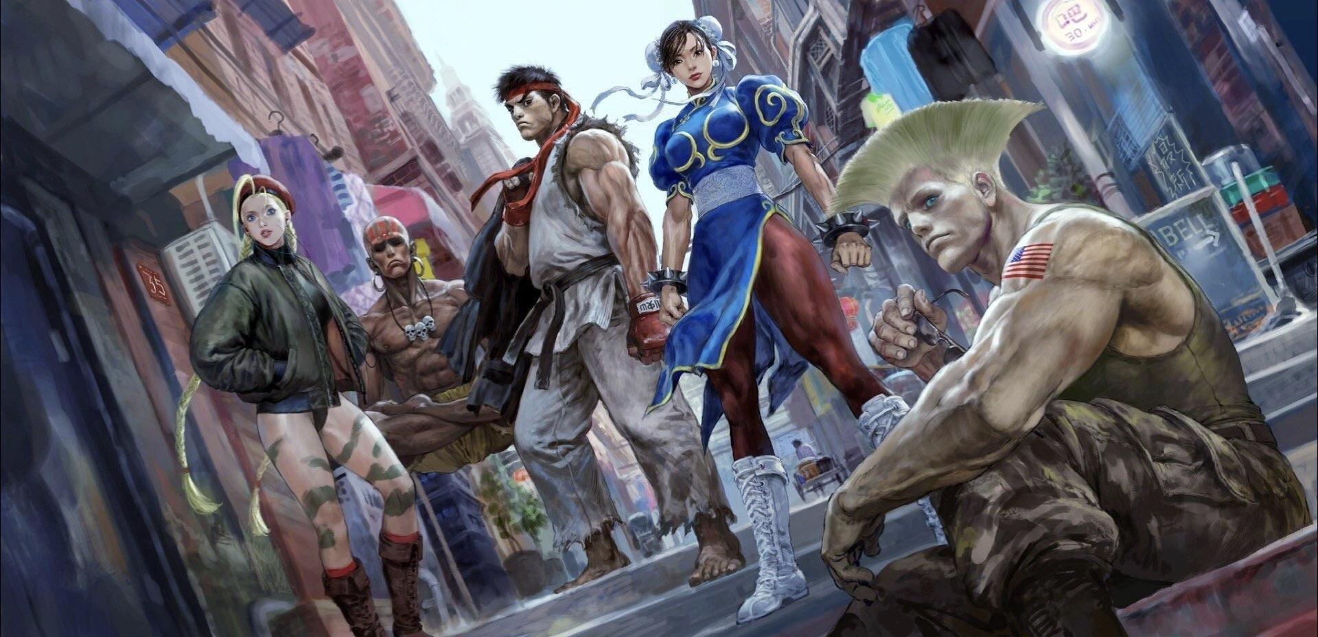 Слухи В Fortnite пройдет кроссовер с Street Fighter