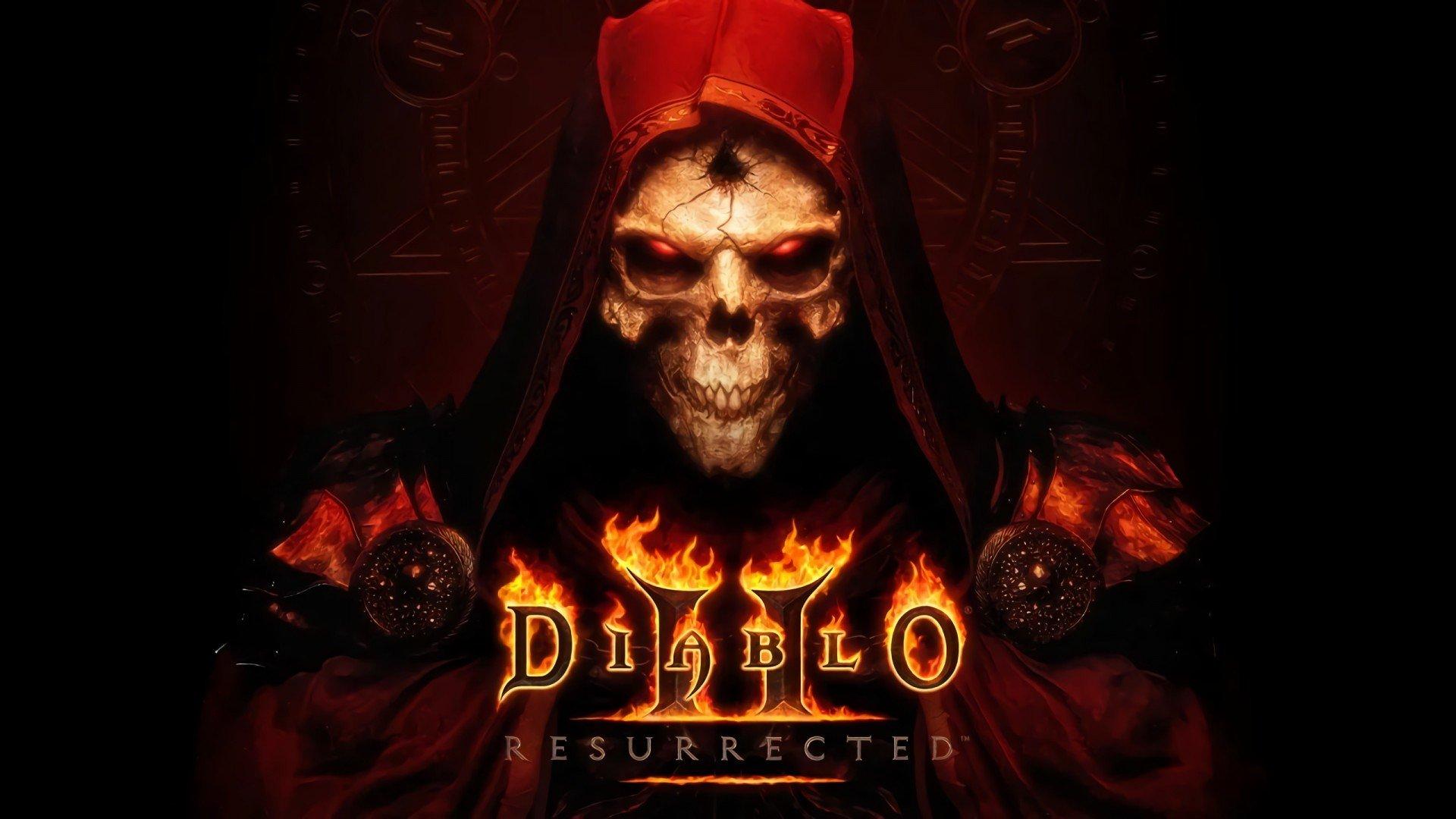 На BlizzConline анонсировали ремастер Diablo II