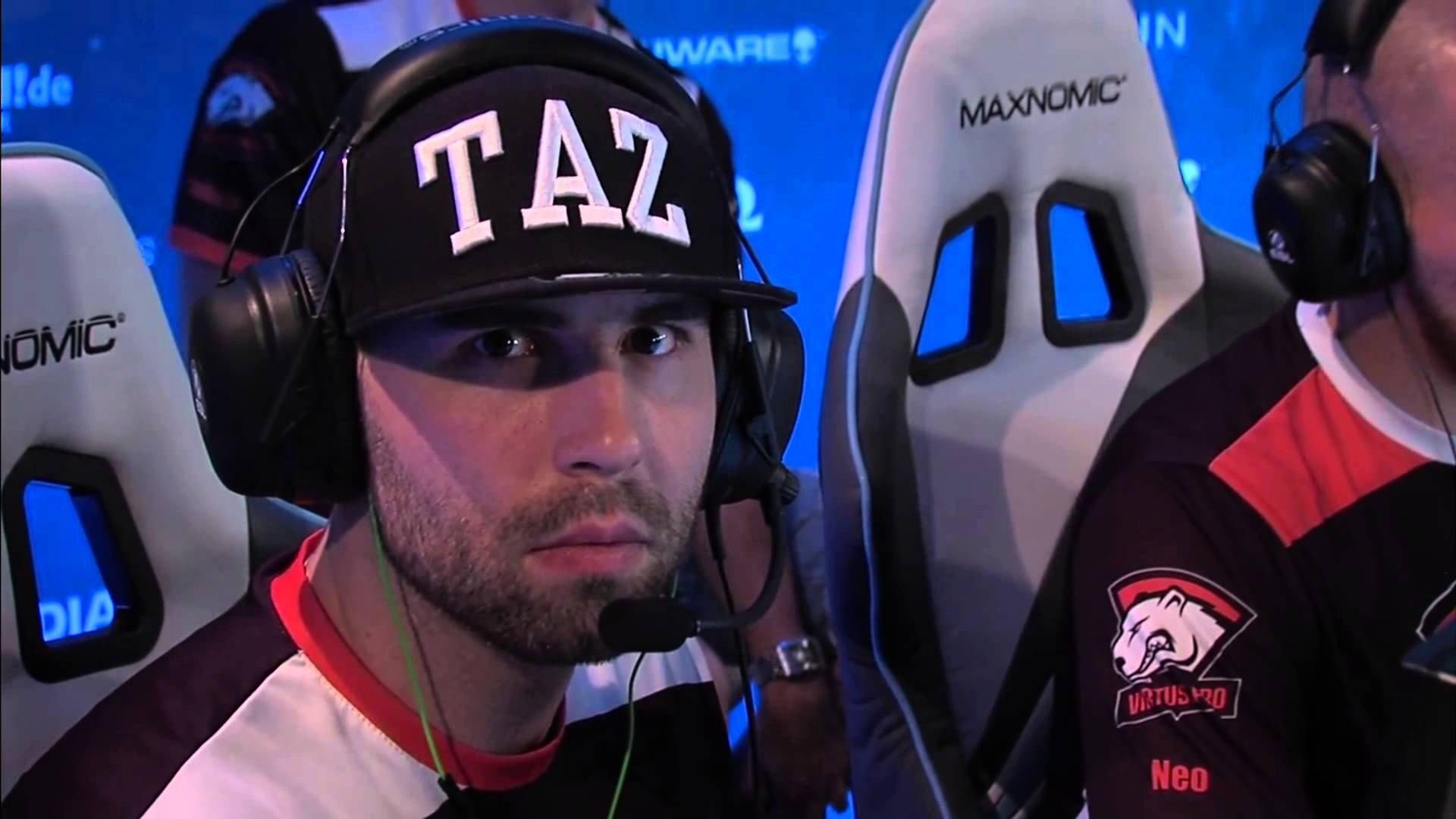 TaZ Я думаю для Team Spirit наступило светлое будущее